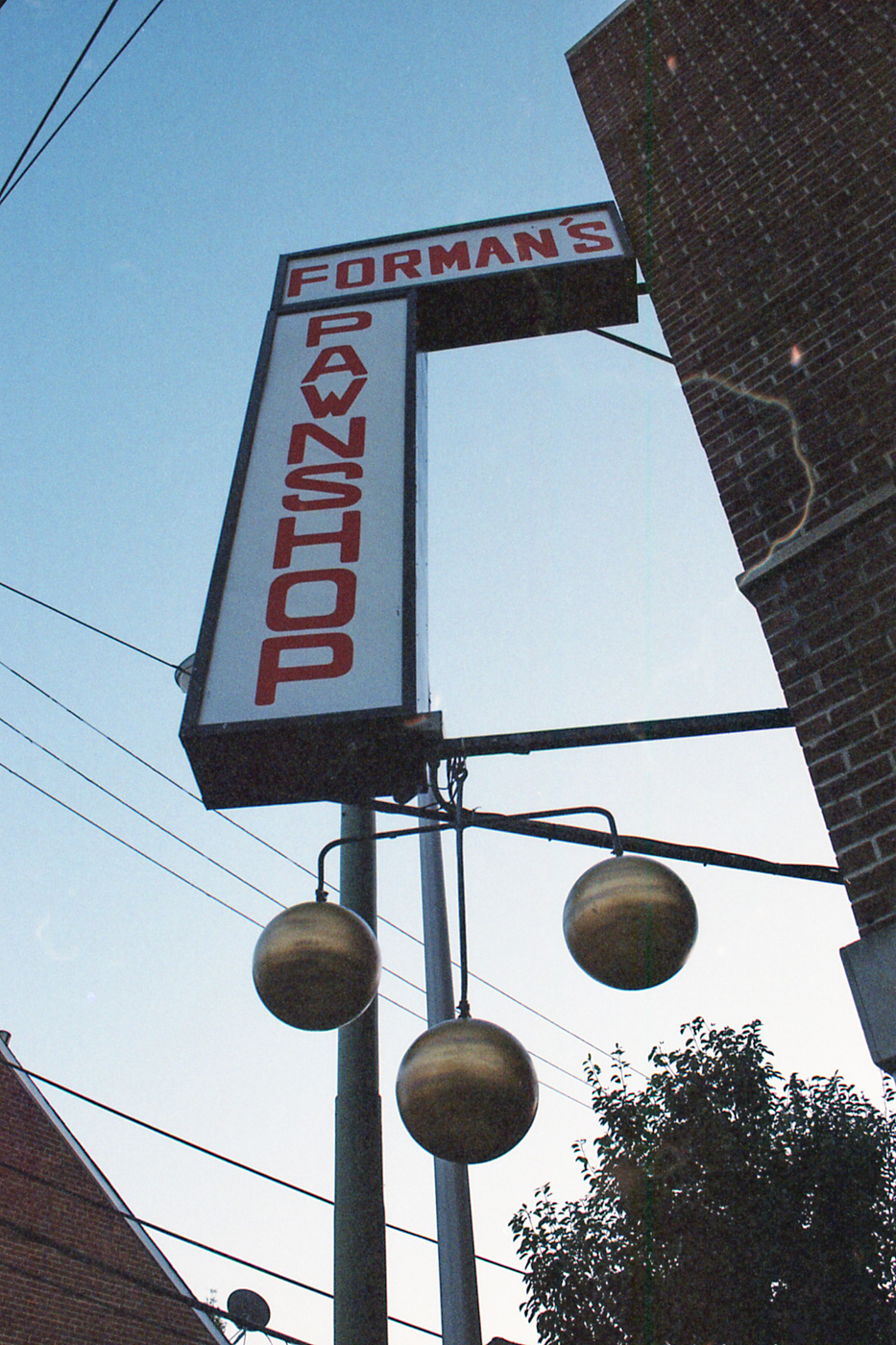 Forman's Pawnshop