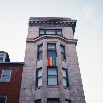 Gay Pride Building