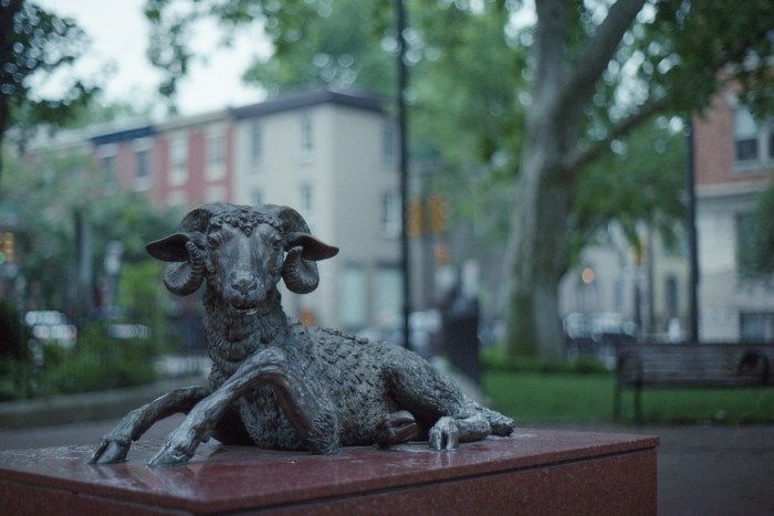 Fitler Square Goat