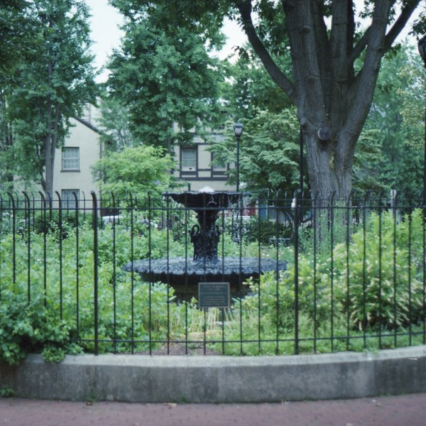 Fitler Square Fountain