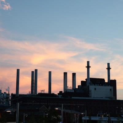 Sunset Factory