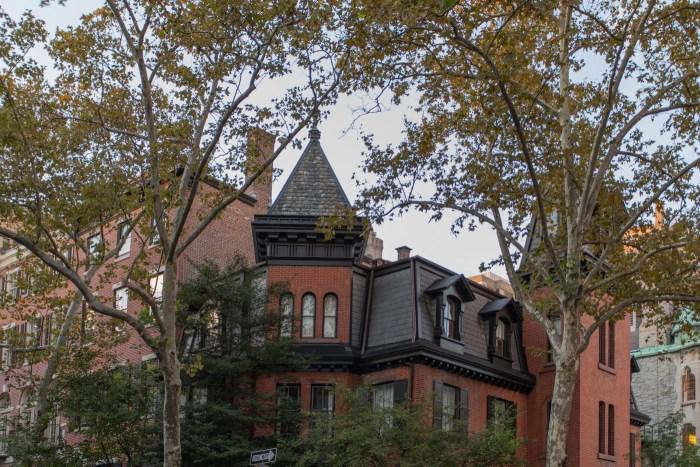 Rittenhouse House