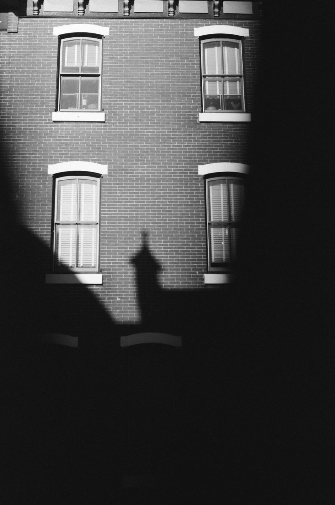 House and Shadow