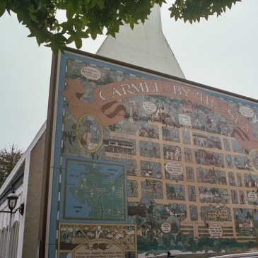 Carmel 2019 Trip
