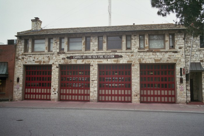 Carmel by the Sea Fire Station