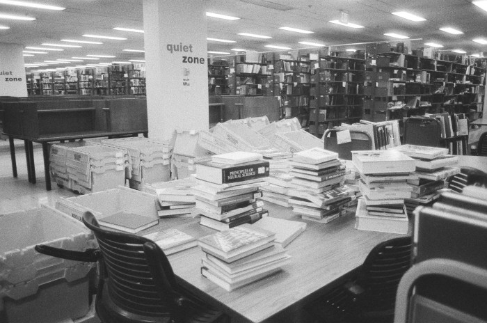The Closing of Paley Library