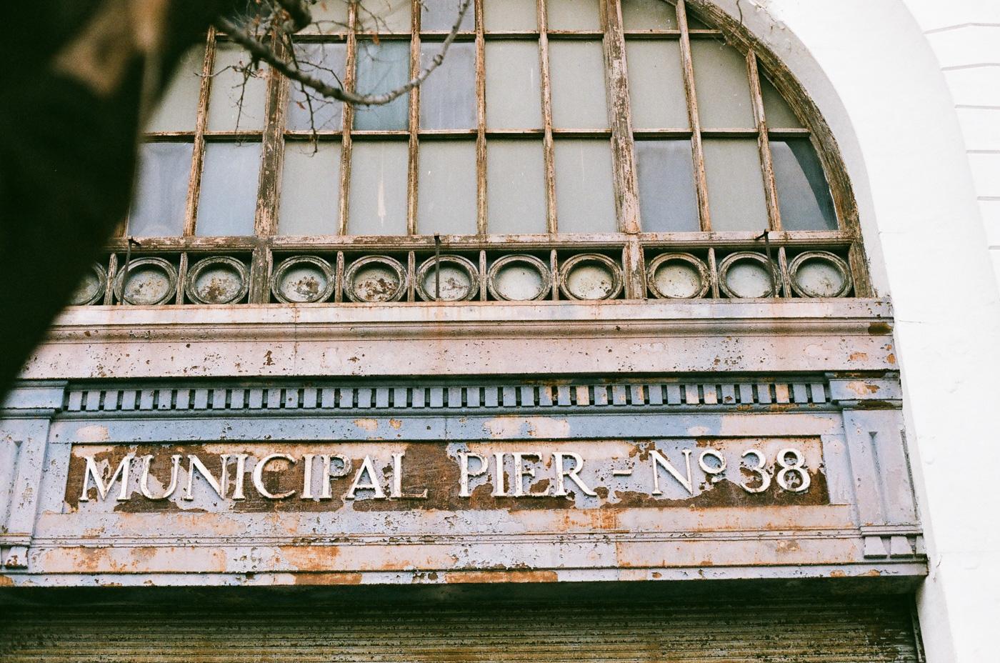Municipal Pier No. 38