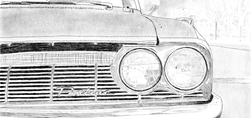 Pontiac Drawing