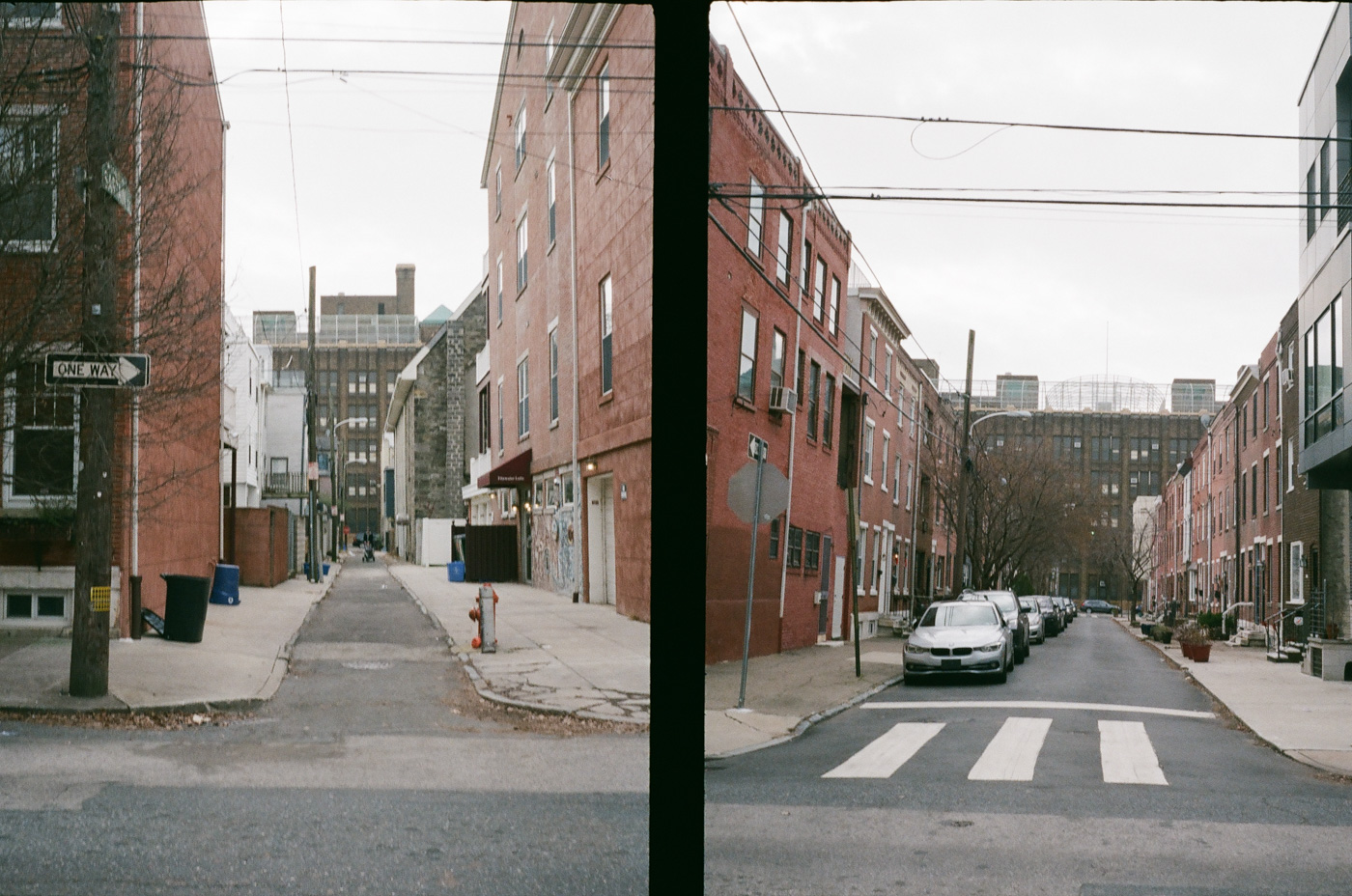 Philadelphia Alleys