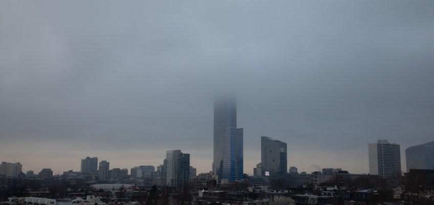Foggy FMC Tower