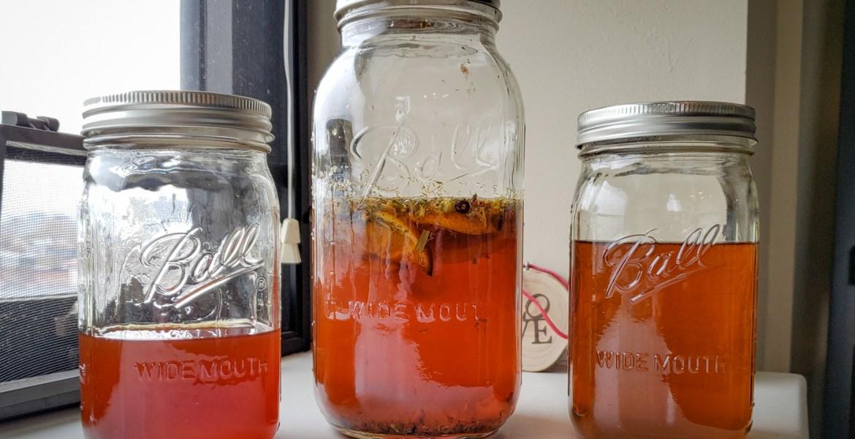 DIY Amari and Vermouth