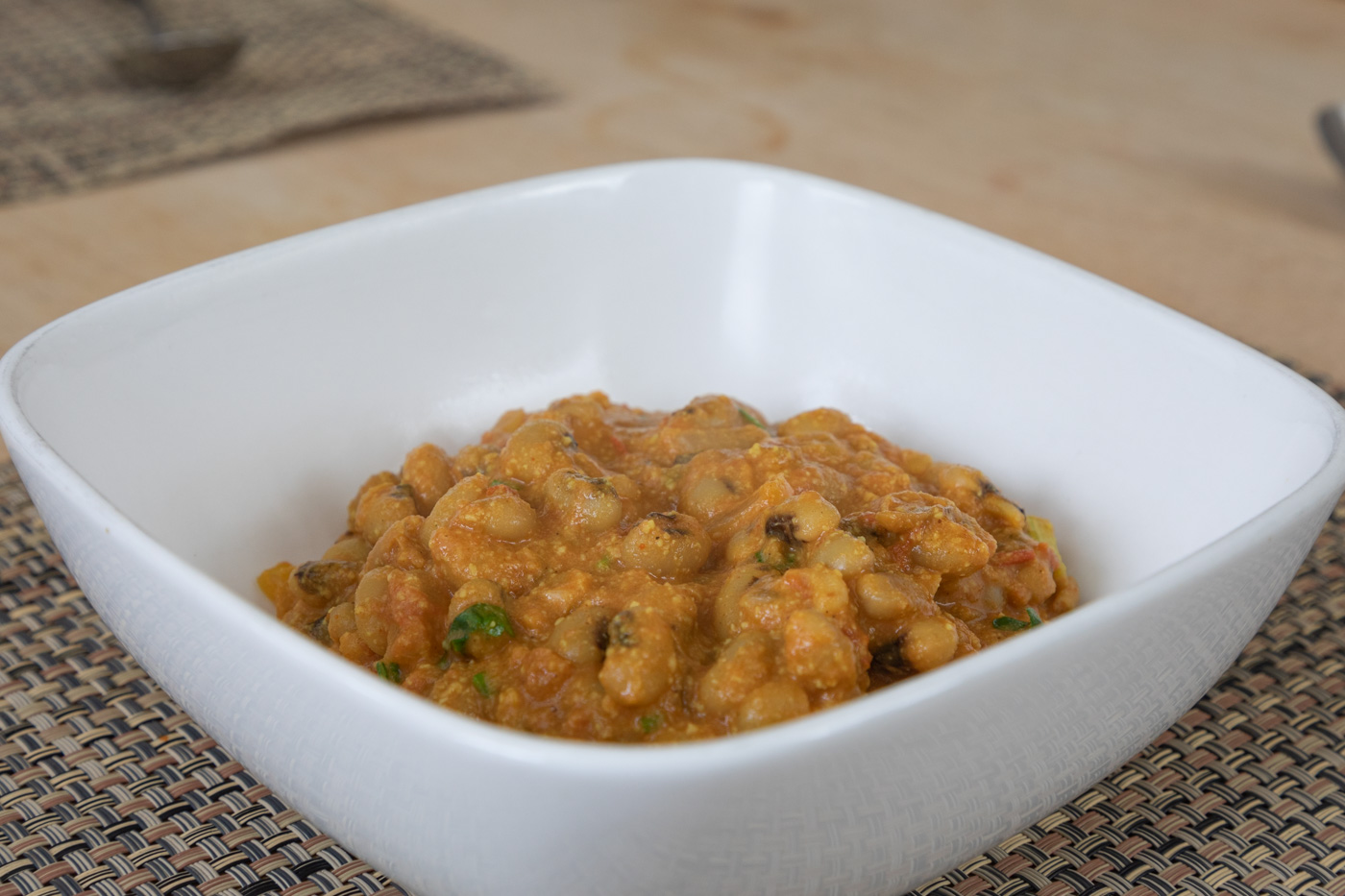 Black-Eyed Peas with Ethiopian Spices