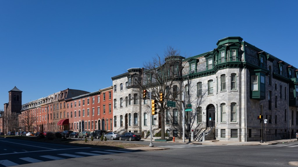 Spring Garden Street