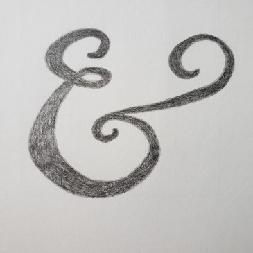 Trying My Hand at the Mason and Dixon Ampersand