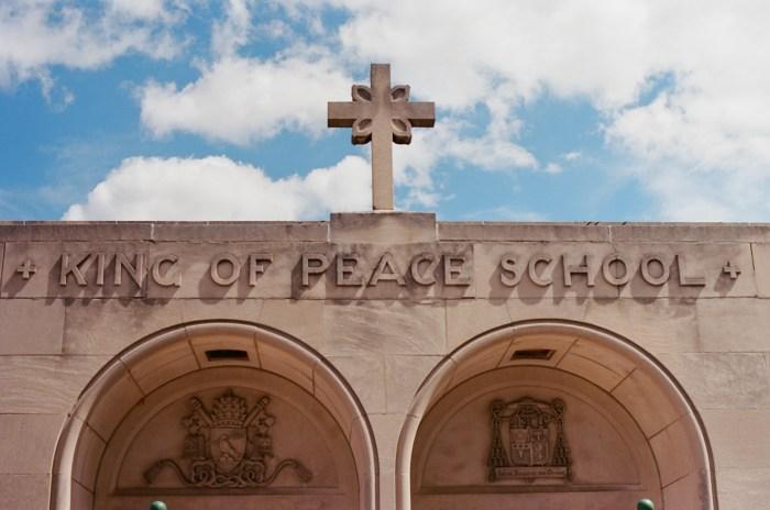 King of Peace School