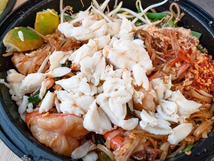 Pad Thai Goong Pu from Kalaya