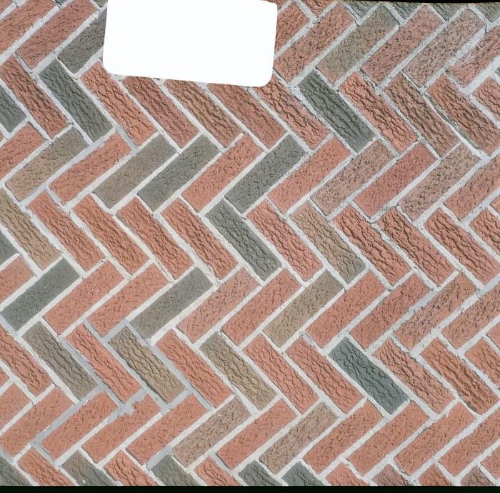 Bricks with Sticker