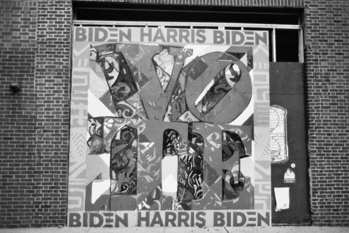 Biden Harris Biden Vote