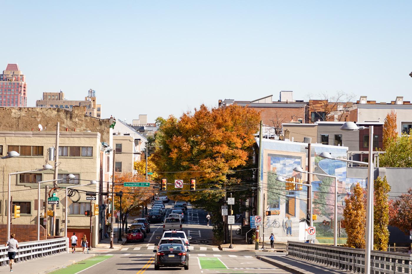 Autumn on South Street