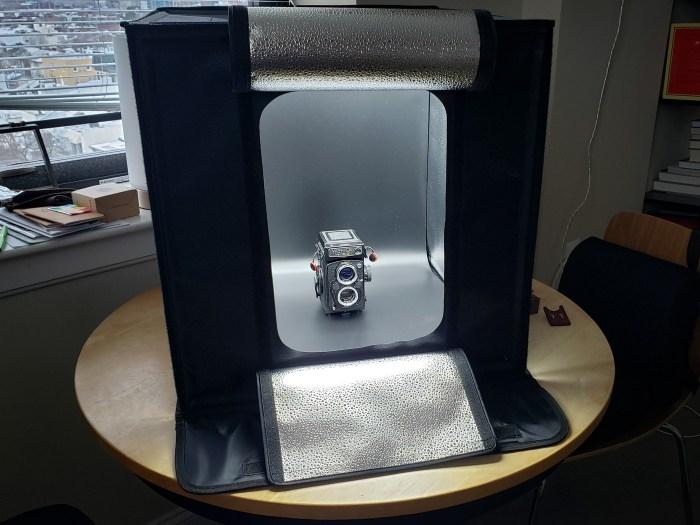 New Light Box!