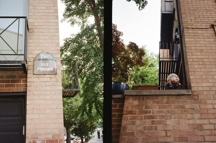 Rue Panama and Humpty Dumpty