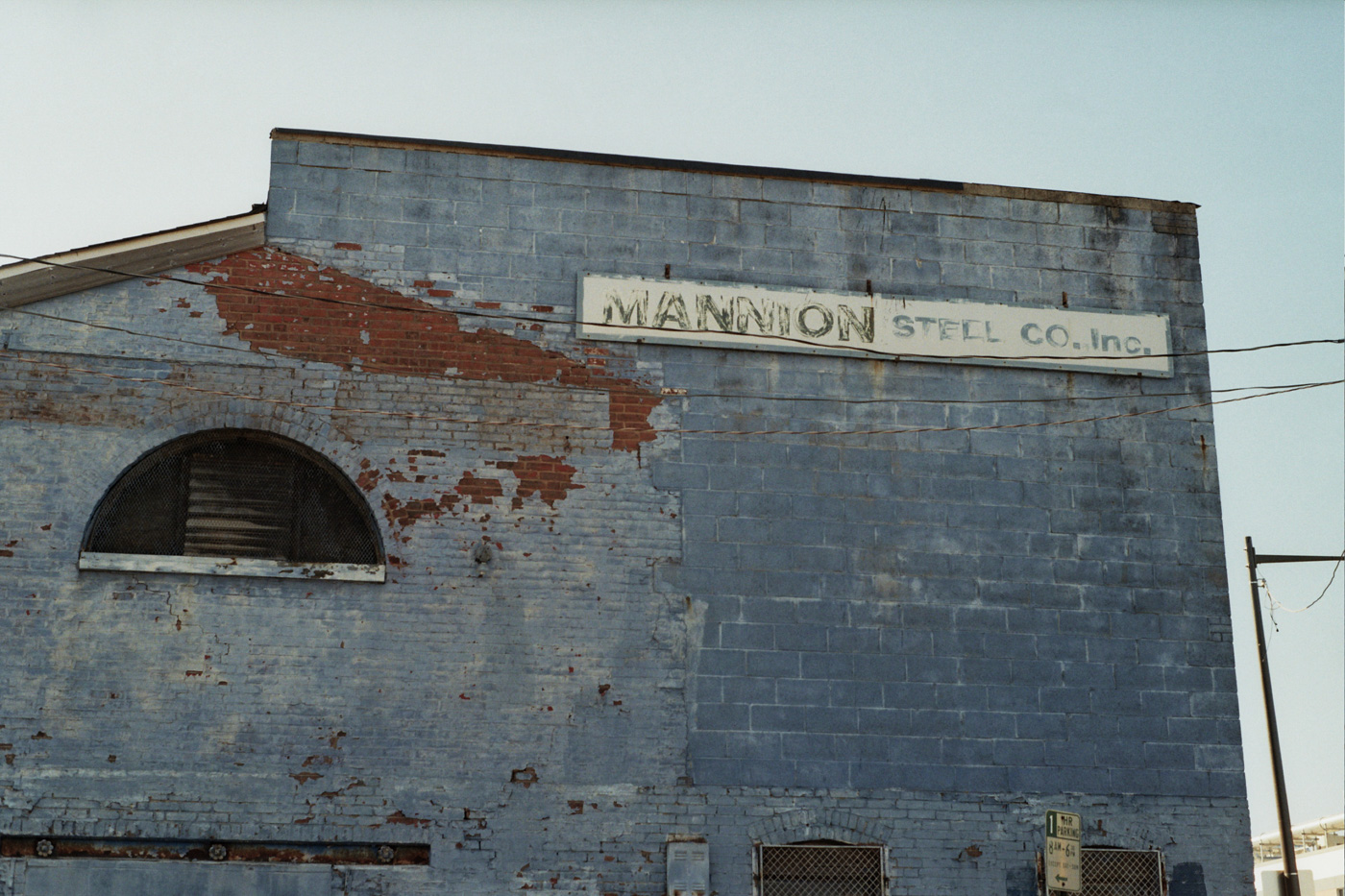 Mannion Steel Co. Inc.