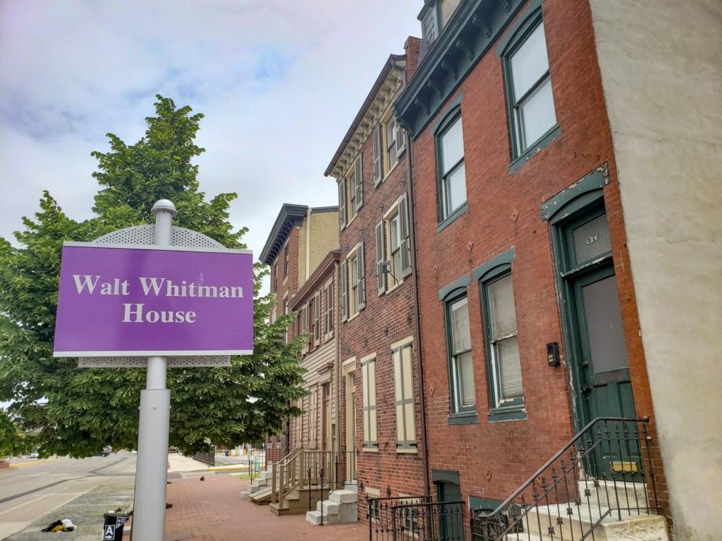 Walt Whitman House