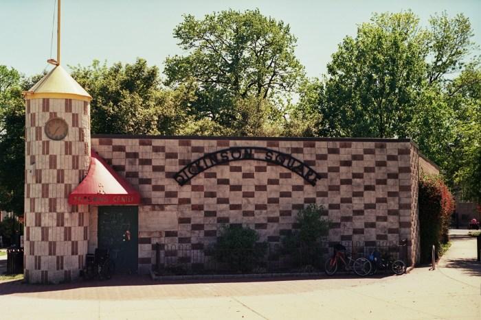 Dickinson Square