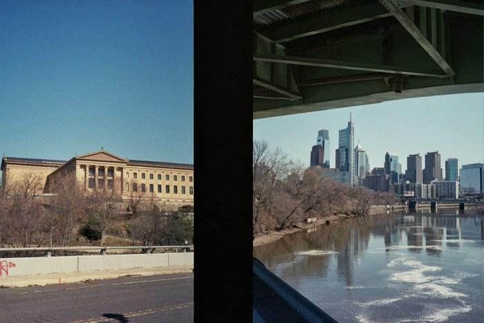 Philadelphia Museum of Art and the Skyline