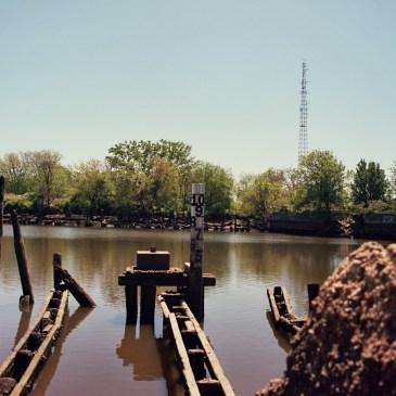 Two Delaware River Walks