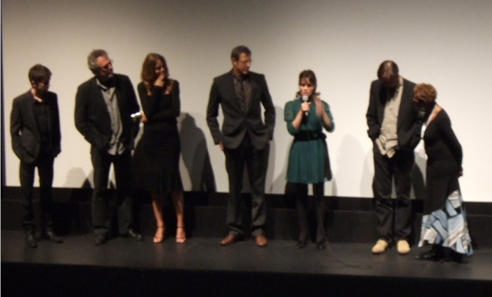 Cast of Faye Grimm