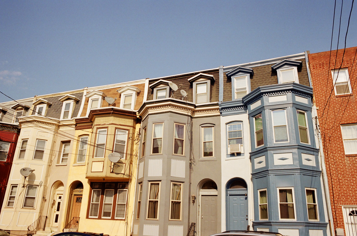 Philly Houses