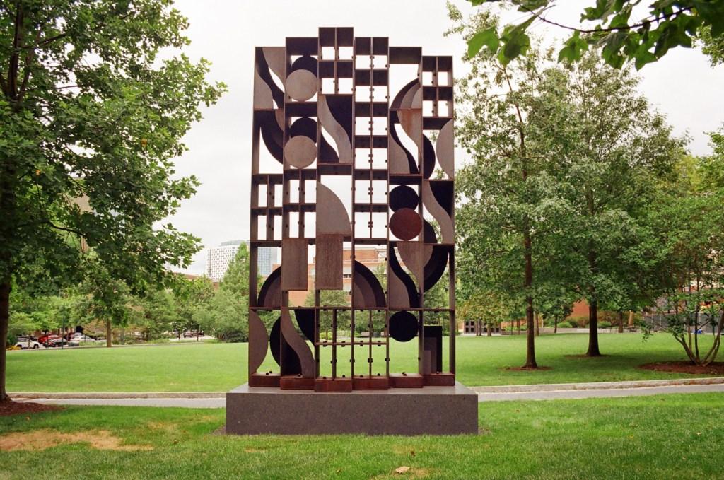Sculpture at the University of Pennsylvania