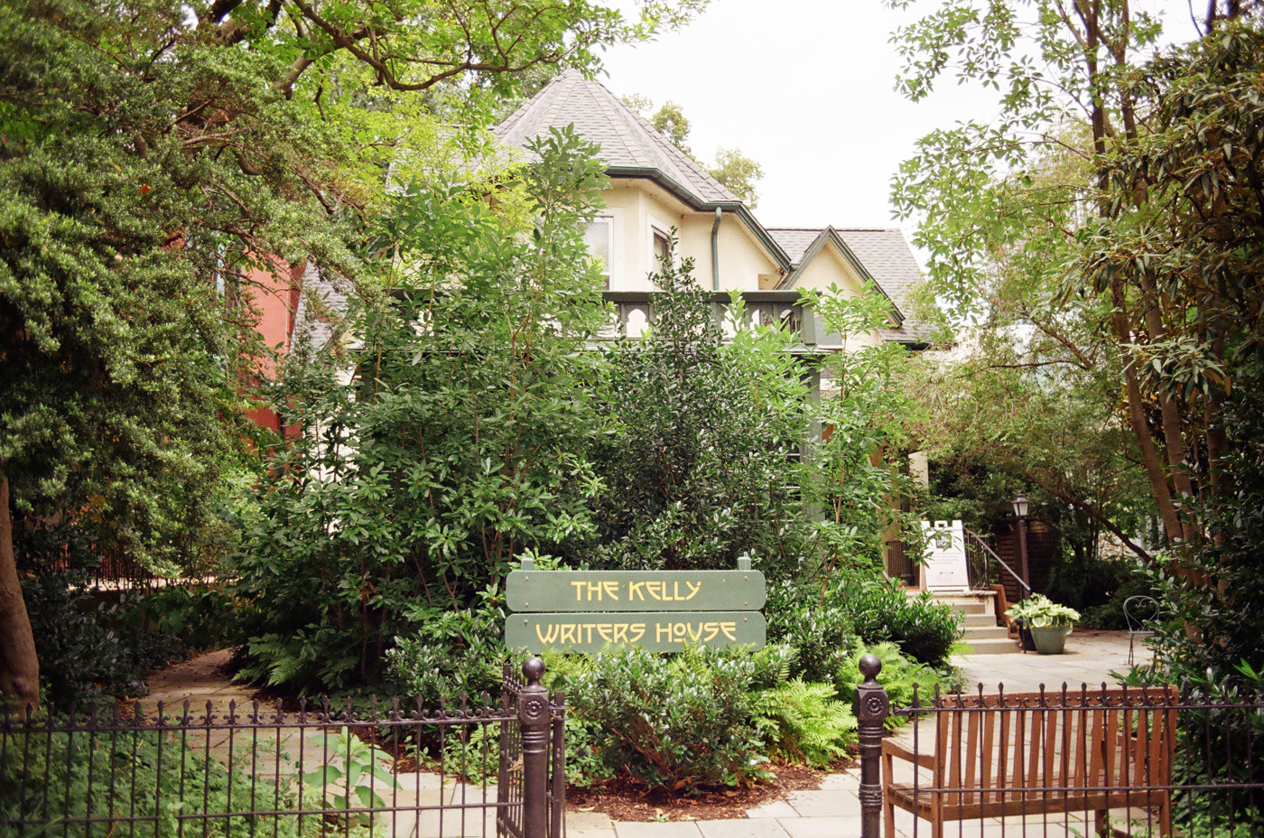 The Kelly Writers House