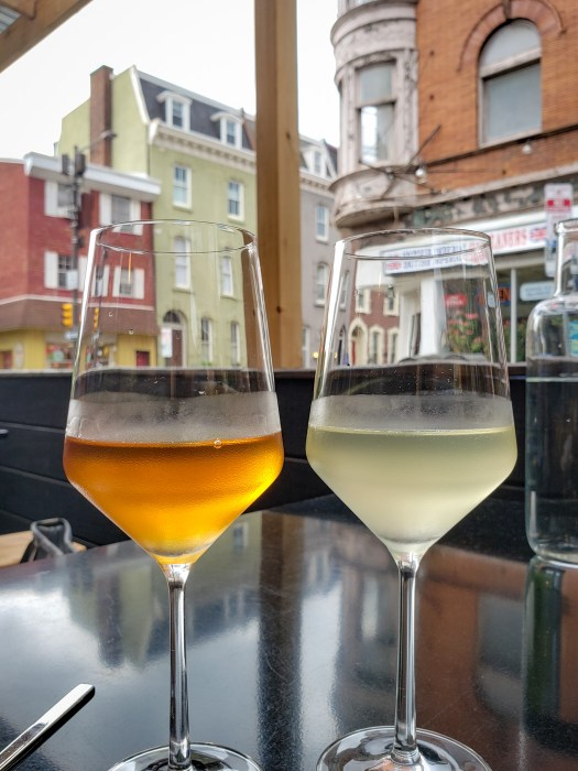 Natural Wines at Sally