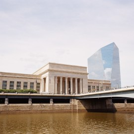 30th Street Station and Cir Centre