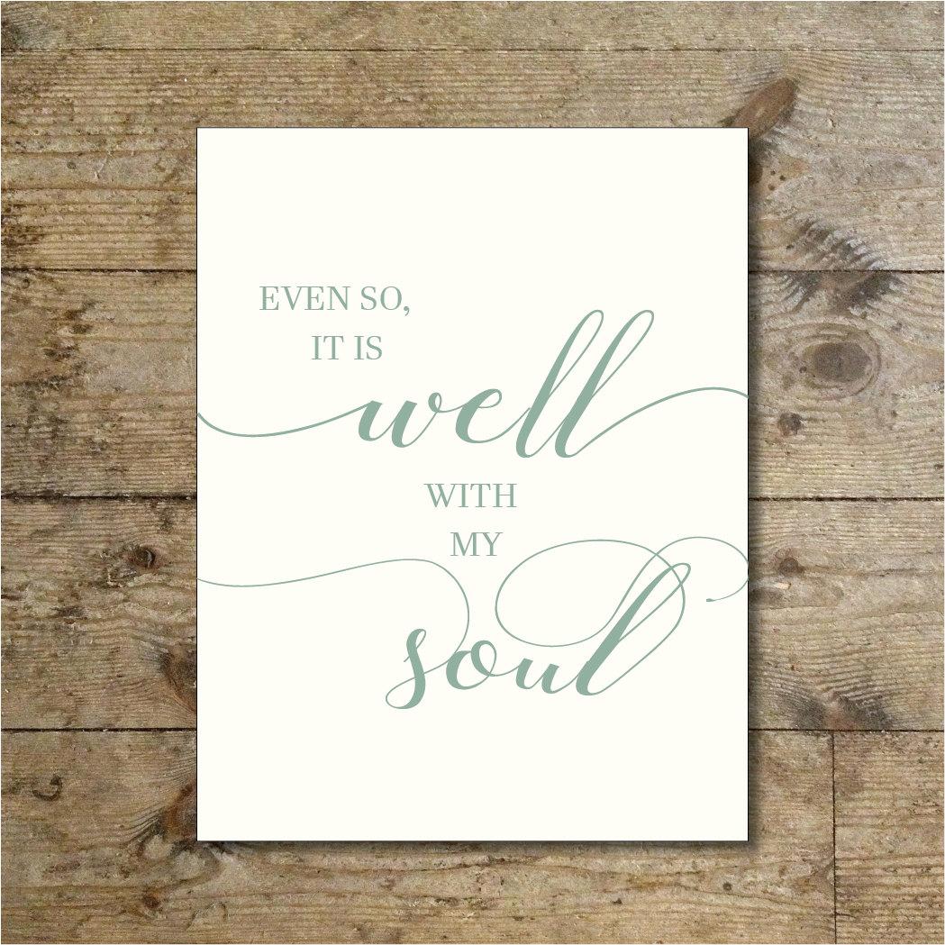 Christian Home Decor | Encouraging Quote | Encouraging Art | Kitchen Decor  Printable Wall Art |