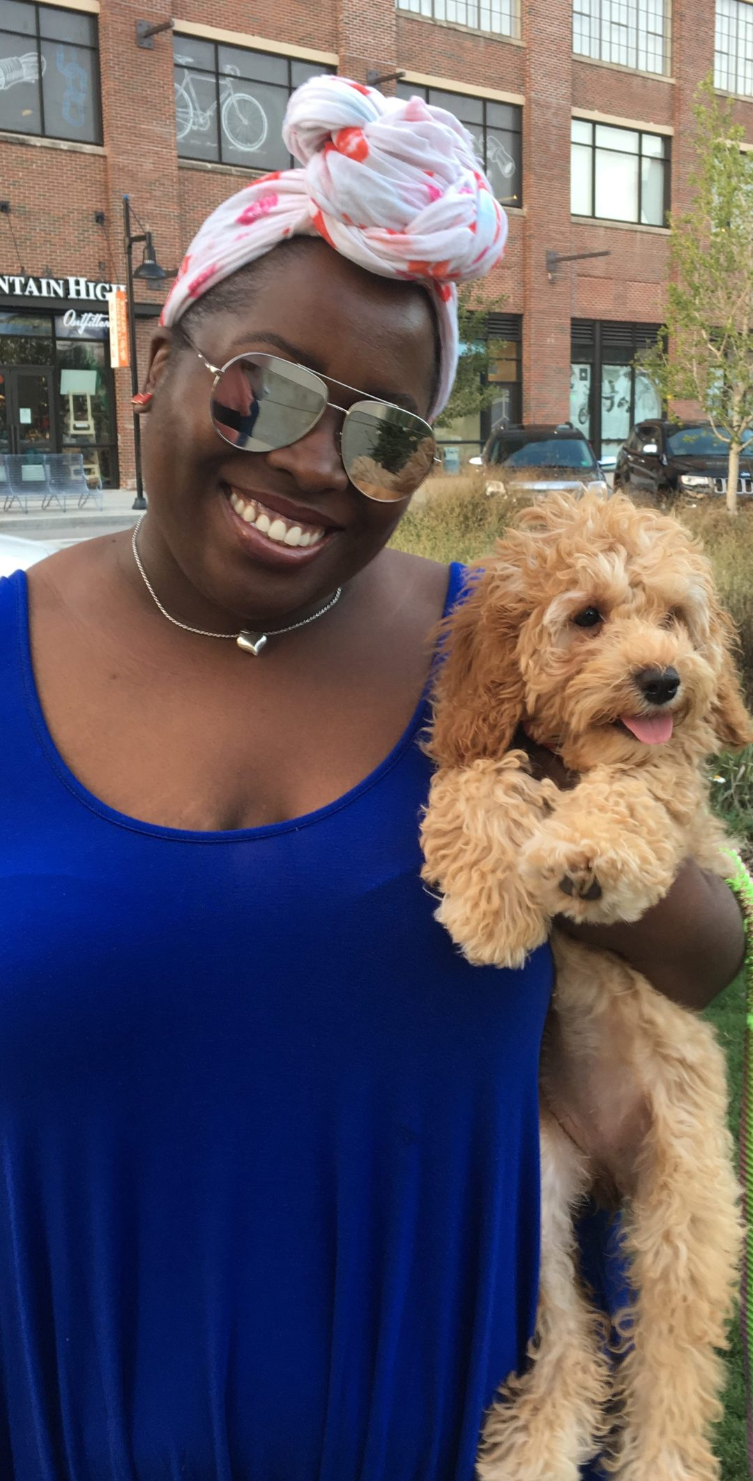 Confessions of a Puppy Mom…
