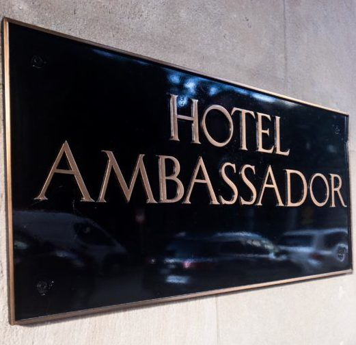 Where to Stay…Chicago…Ambassador Hotel