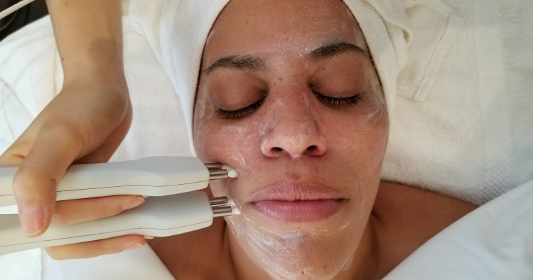 Facials…are they part of your self -care routine?