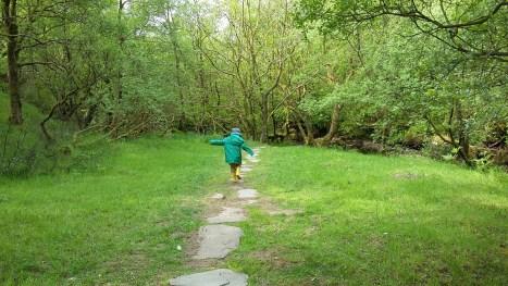 commando dad mission adventure outdoor play