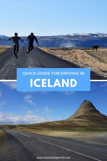 Iceland by Car What to Expect on the Ring Road
