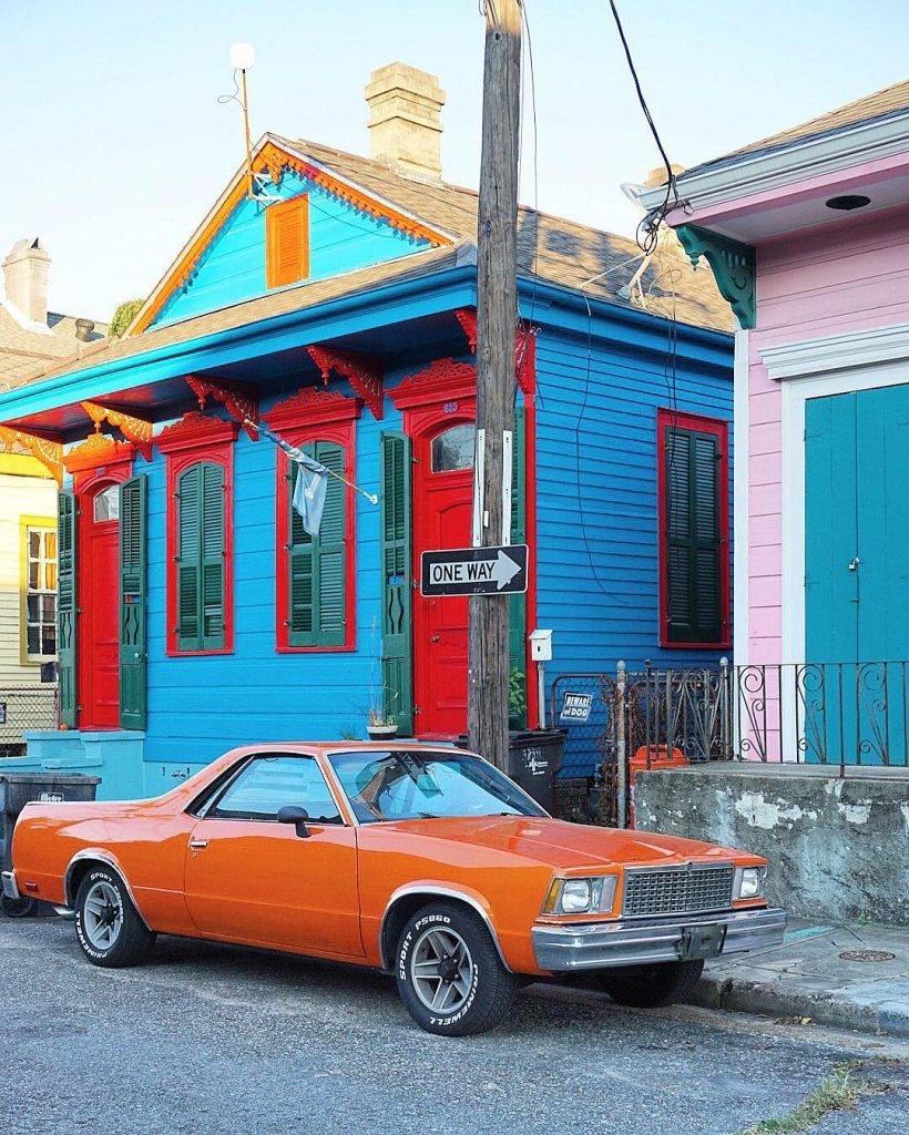 New Orleans Colorful Travel Guide   thisdarlingworld.com