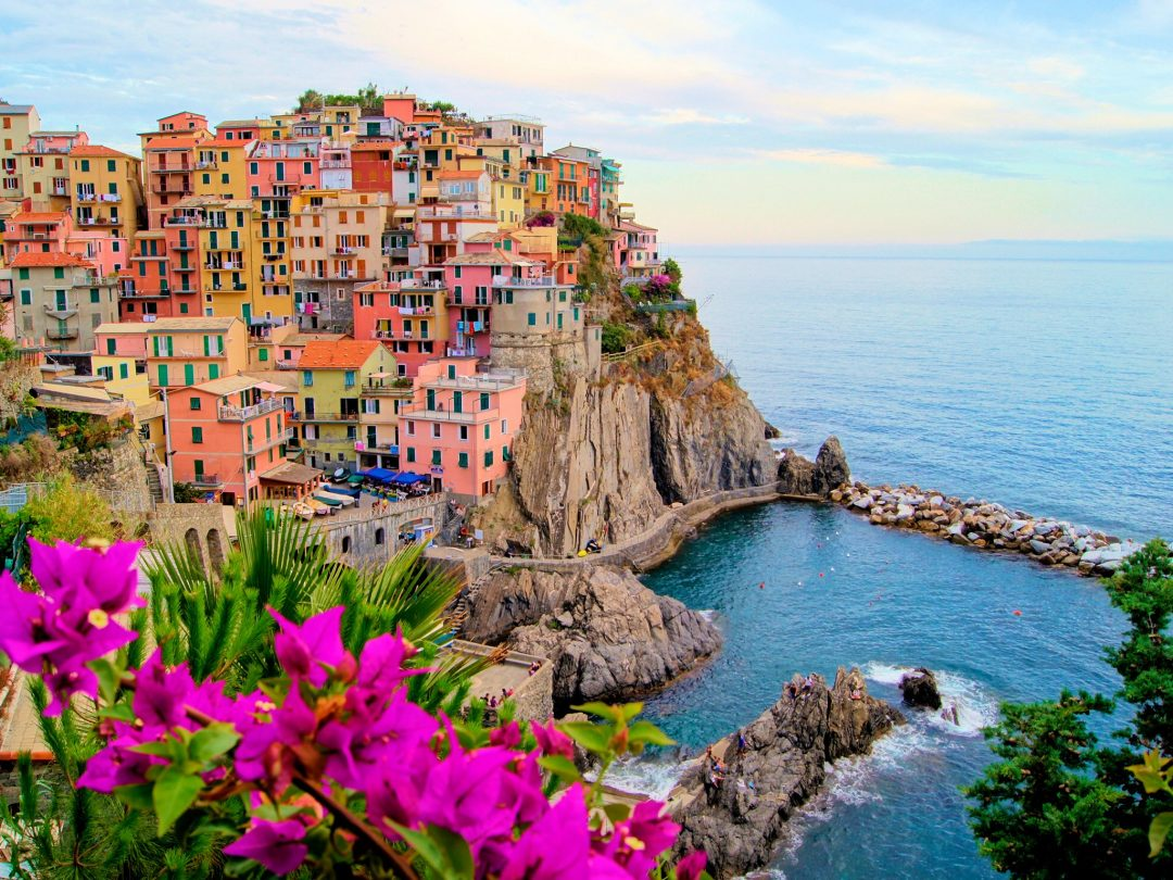 vacation ideas 2017 cinque terre italy