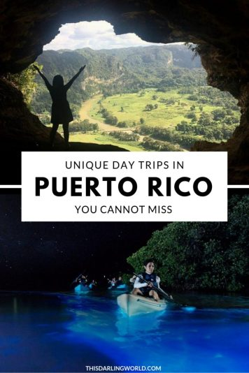 5 Unique Puerto Rico Day Trips