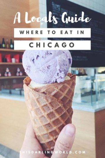 Places to Eat in Chicago: A Locals Guide to the Best Spots