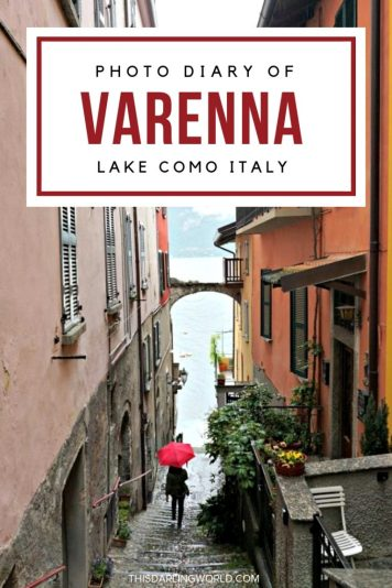 Photos to Inspire Your Trip to Varenna in Lake Como Italy