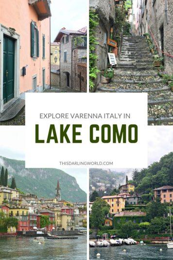 Photos to Inspire Your Trip to Varenna in Lake Como Italy