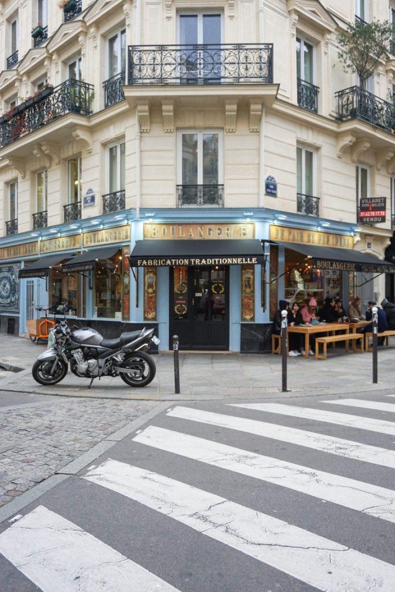 Du Pain et des Idées Paris