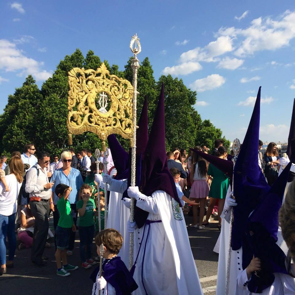 Seville Spain Holy Week
